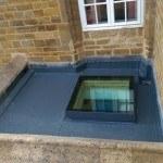 Corner Roofing