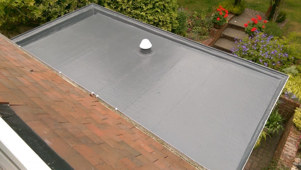 Flat Garden Roofing