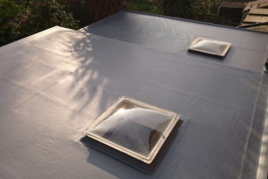 Roofing With Light Panels